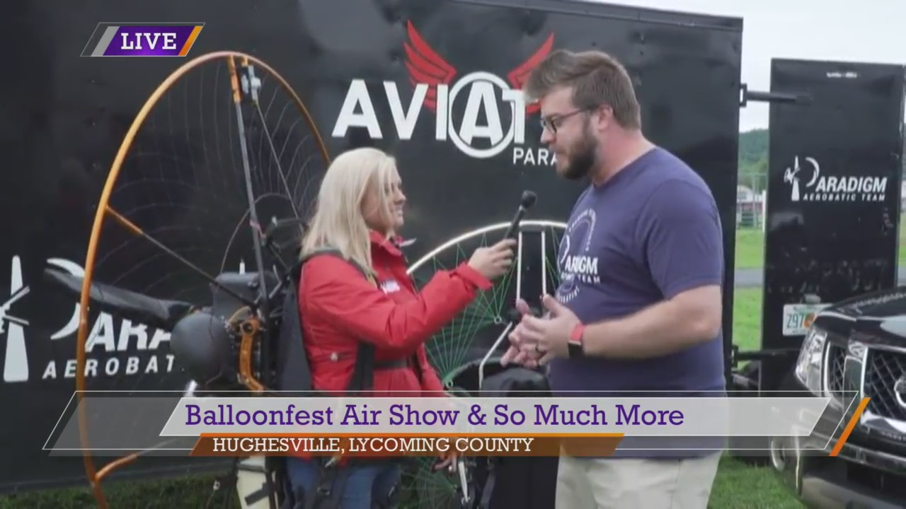 PA Live! Balloonfest Air Show &am
