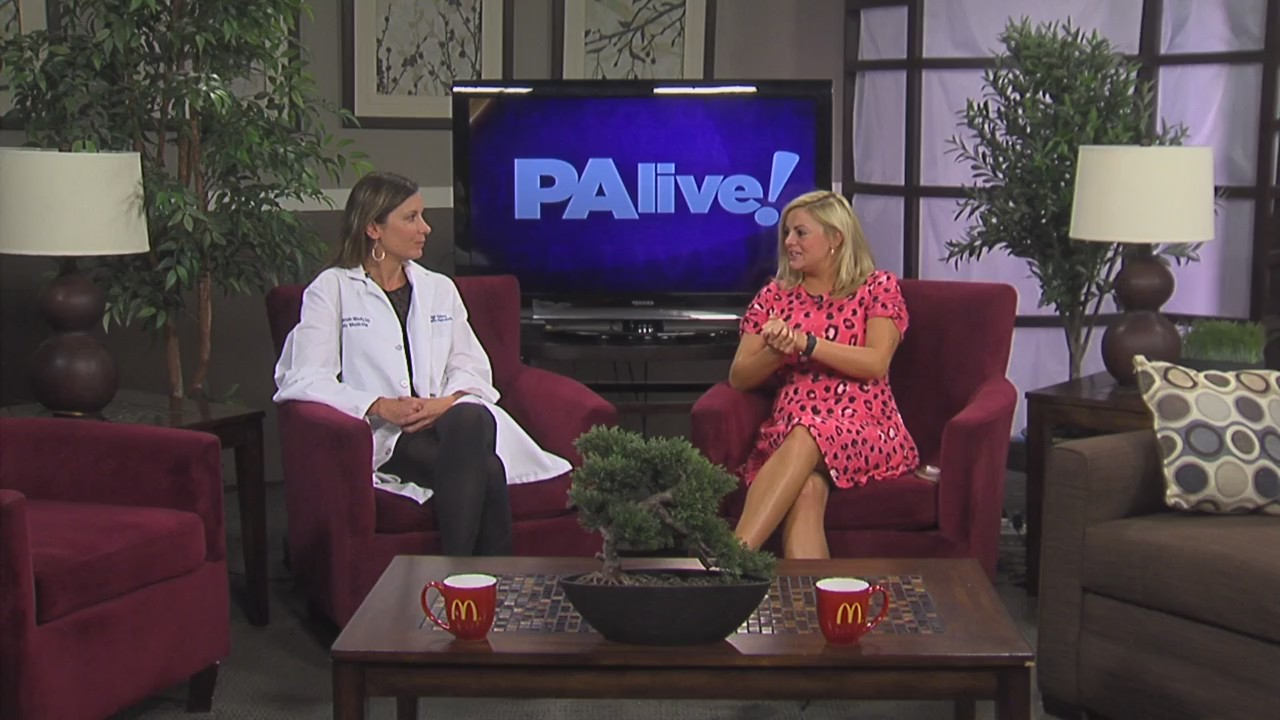 PA Live! Lehigh Valley Health Network (Fall Allergies) September 3, 2019