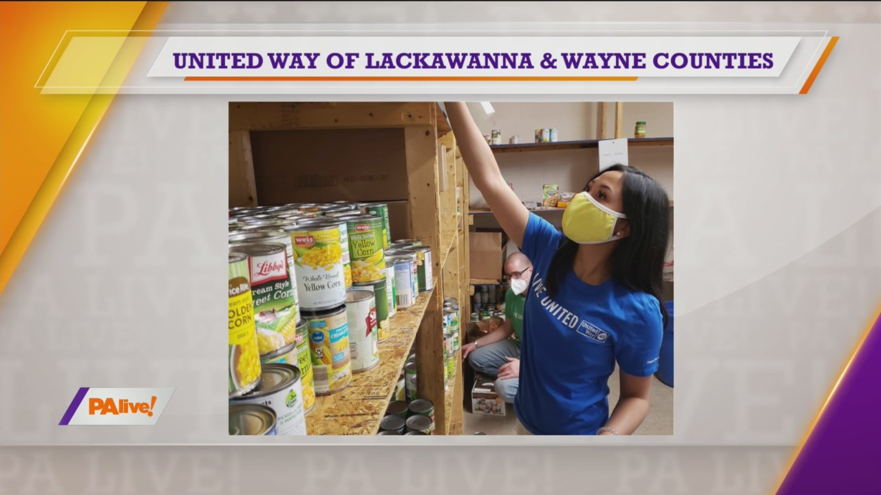 PAlive! United Way of Lackawanna and Wayne Counties May 22, 2020