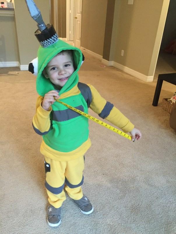 Revvit Dinotrux Halloween costume