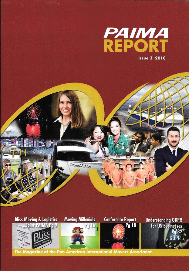 PAIMA Report Issue III – 2018