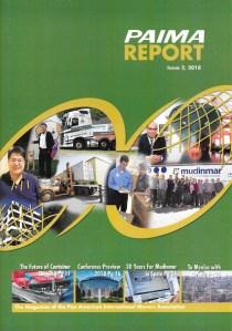 PAIMA Report Issue II – 2018