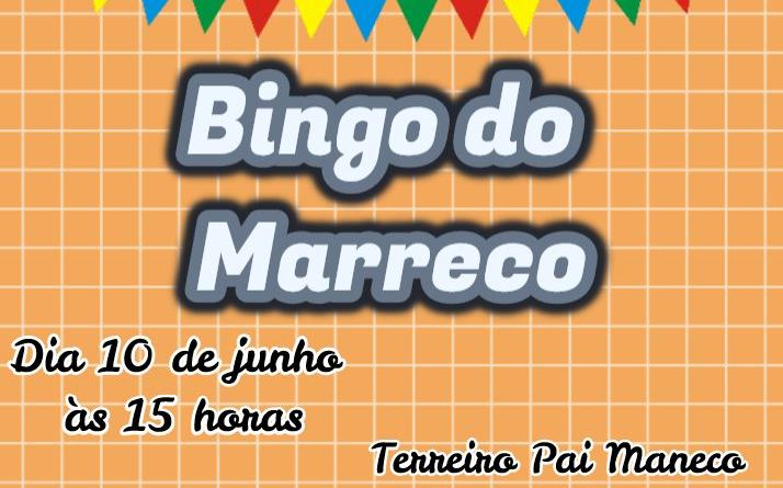 BINGO DO MARRECO