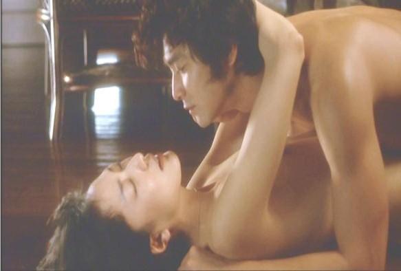 檀れい全裸ヌード濡れ場過激エロお宝画像