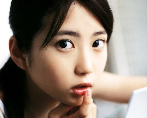 志田未来のエロいフェラ顔お宝画像