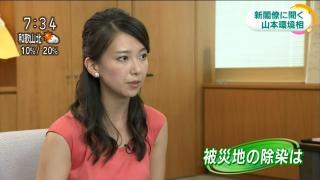 和久田麻由子アナ太ももチラリエロお宝画像6