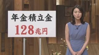 小川彩佳アナ乳首の突起がモロ透け放送事故エロお宝画像og2