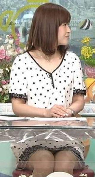 杉崎美香アナパンチラ放送事故エロお宝画像17