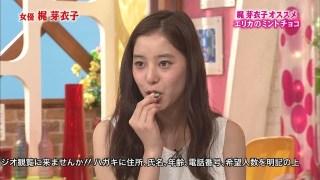新木優子のエロいフェラ顔お宝画像1