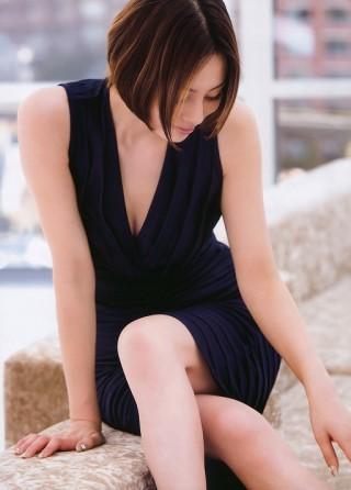 米倉涼子画像