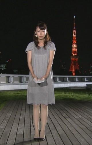 青山愛アナパンツ透けパン線尻放送事故エロお宝画像