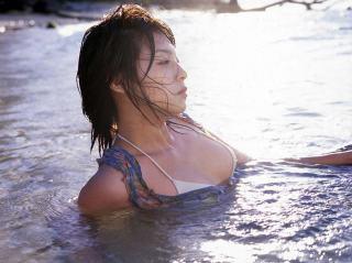 相武紗季水着エロ画像12