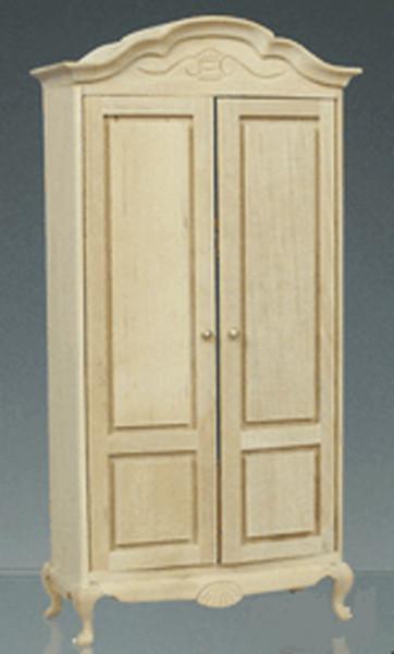 armoire bois brut