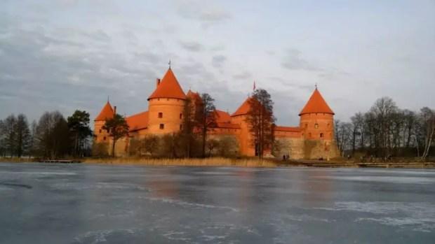 Trakai Lituania
