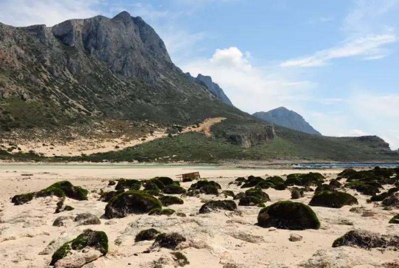 6 giorni per l'Ovest di Creta, un itinerario