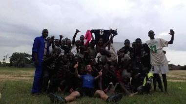 Intervista | HopeBall: da Londra allo Zambia per seminare speranza col calcio