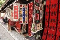 Tappeti a Mostar, Bosnia