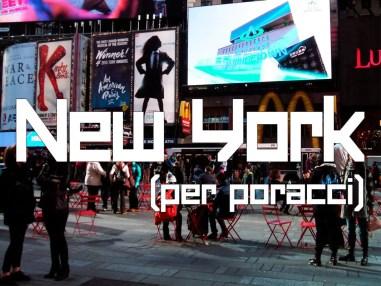 Orientarsi a New York: guida (s)turistica low-cost