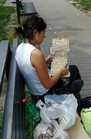 Art Attack a Belgrado