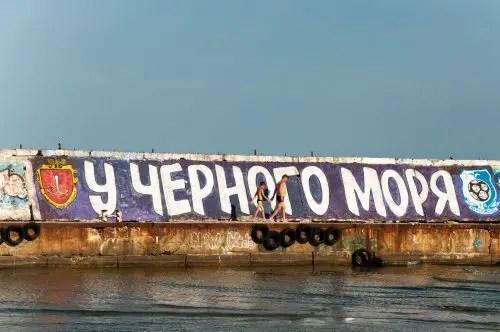 Il Mar Nero, Odessa