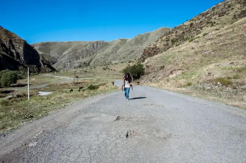 Diari di viaggio | Avventure e storie di autostop in Georgia