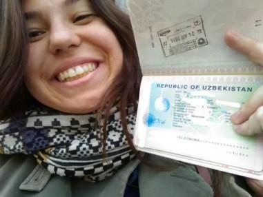 Visto per l'Uzbekistan: come ottenerlo, costo e tempi (in Italia e all'estero)