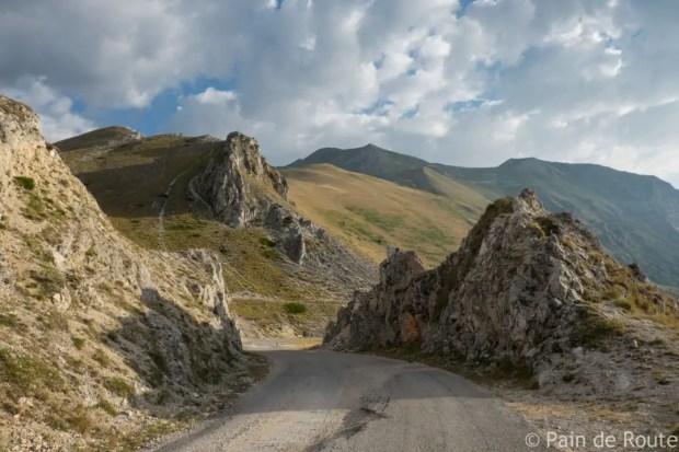I piani di Castelluccio dopo il terremoto Monti Sibillini