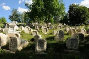 cimitero ebraico di Sarajevo