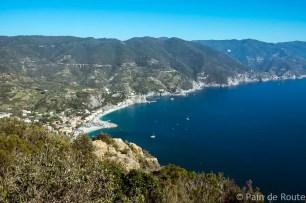 Il golfo di Monterosso