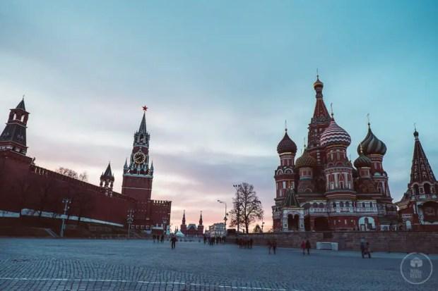 10 cose particolari da vedere a Mosca Piazza Rossa
