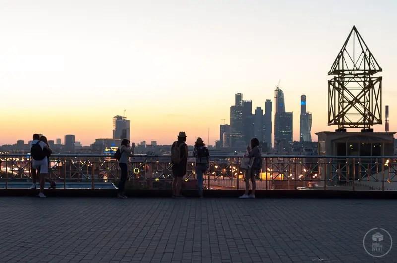 Viewpoint Leninsky Mosca