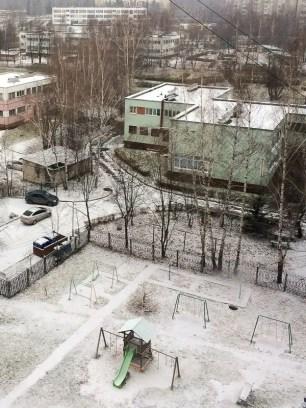 Vista su Cheboksary