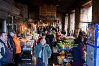 Il mercato centrale di Tbilisi