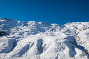 Vista sull'Ossezia del Sud