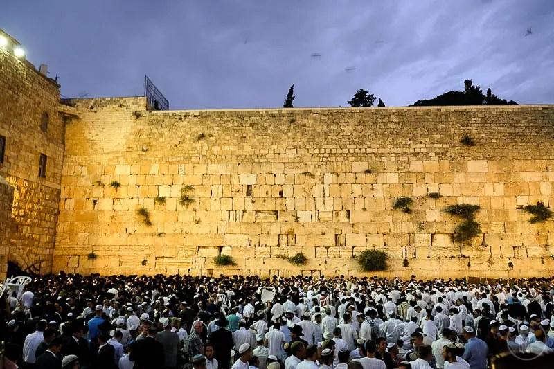 itinerario in israele