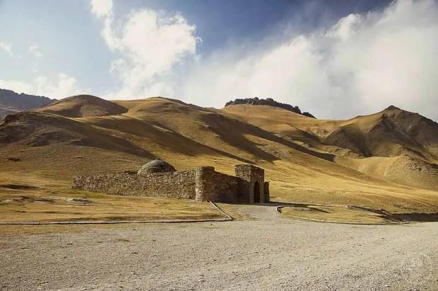 Visitare il Kirghizistan