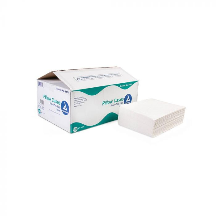 medical disposable pillow covers case of 100