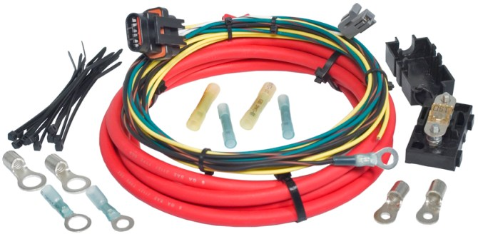 21 circuit customizable 19661976 ford chassis harness