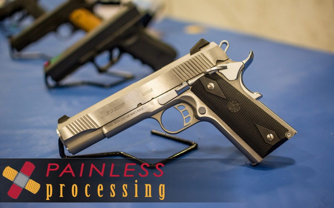 Firearms and Gun Shop Merchant Account Service