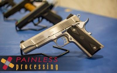 Firearms and Gun Shop Merchant Account Service