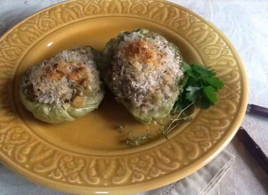 stuffed-mirlitons
