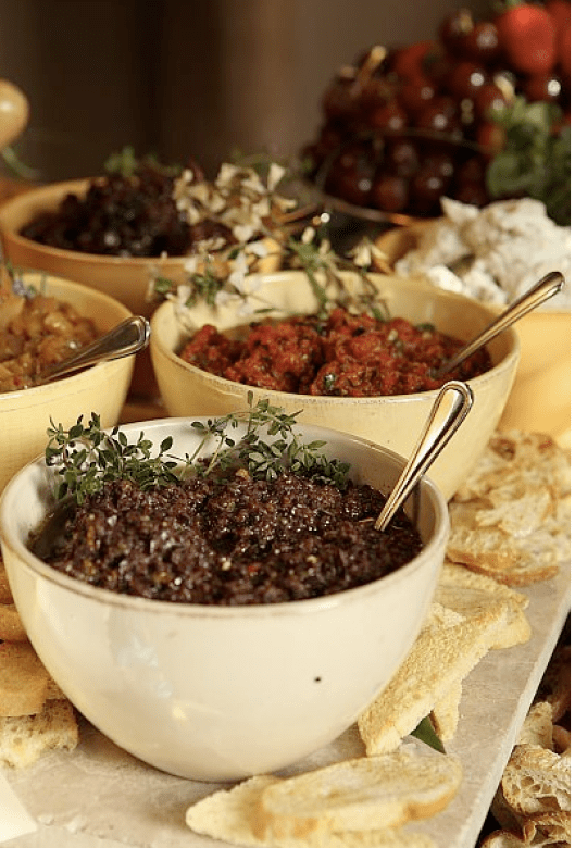 Tapenade Etc.