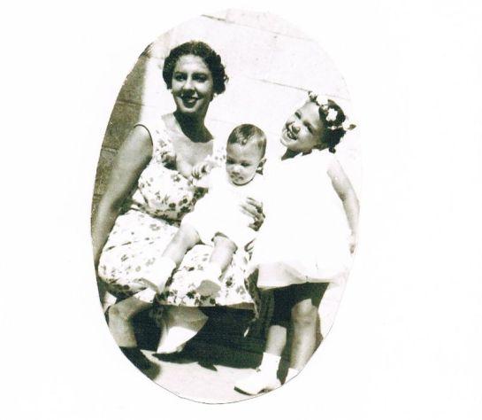 Mom, Al and Me