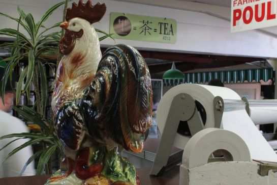 Farmers Market Poultry