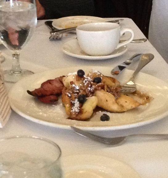 French Toast- Palace Cafe