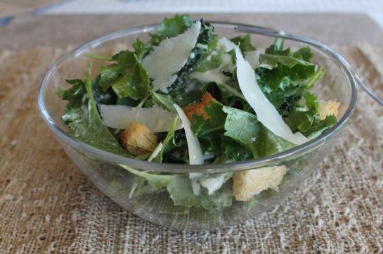 Double Kale Caesar