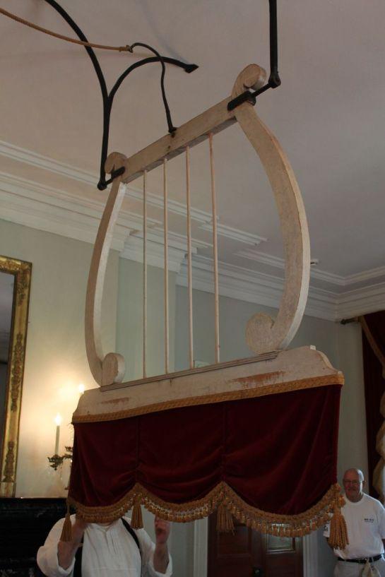 The Harp Fan