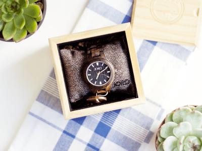 JORD Wood Watch & Giveaway