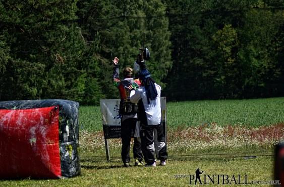 III Amatorski Turniej Paintballowy 0121