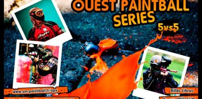 ouest paintball series